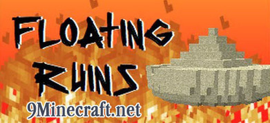 Floating Ruins Mod 1.7.2, 1.6.4, 1.6.2, 1.5.2 | Mod Minecraft | Mods for Minecraft | Scoop.it