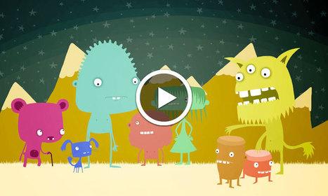 Cette série d'animation géniale vous emmène à la découverte de planètes extraterrestres étonnantes | Pépites Sites Web & Appli Mobiles | Scoop.it