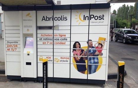 Le retrait de colis débarque en stations-service | Les temps de la ville | Scoop.it