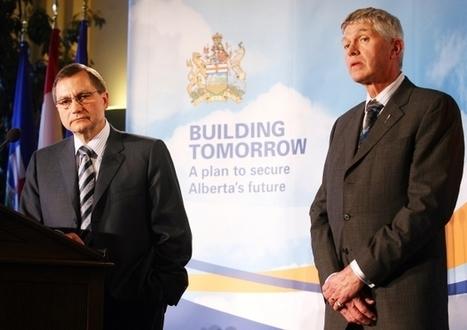 When politics and oil collide   Politics in Alberta   Scoop.it
