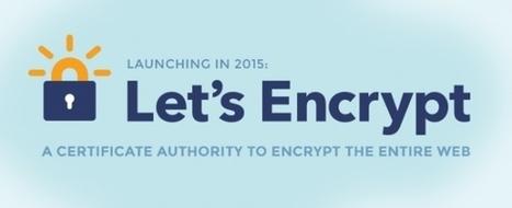 Le SSL sera gratuit d'ici 2015   Performance web   Scoop.it