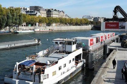 Moins polluant, le transport fluvial séduit de plus en plus | L'innovation dans le déplacement des personnes et des marchandises | Scoop.it