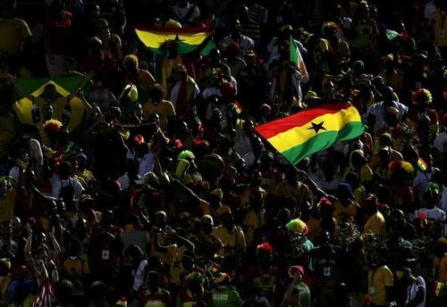 Reports: Hundreds of Ghanaian fans seeking asylum in Brazil