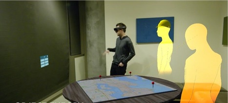 "Microsoft HoloLens Welcomes Object Theory's ""Mixed Reality"" 