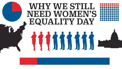 This Graphic Shows Why We Still Need Women's Equality Day | HelpHiv | Scoop.it