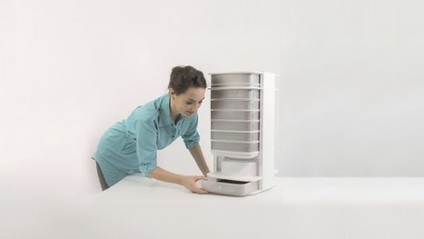 Kitchen insect hive makes a meal of mealworms | Knowmads, Infocology of the future | Scoop.it