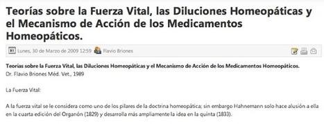 El retorno de los charlatanes: ¿Cuál de las muchas homeopatías se quiere regularizar? | El gat de Schrödinger | Scoop.it