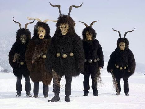 Stunning images show enduring Pagan rituals of Europe - Fox News | Paganism | Scoop.it