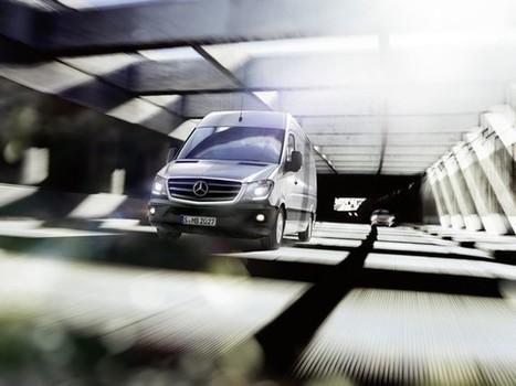 Nueva Mercedes Sprinter, la furgoneta más ecológica del mercado | Areavan | Scoop.it