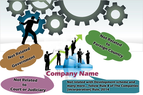 Name Availability Guidelines for Company Registration | Company Registration in Delhi | Scoop.it