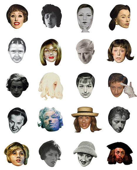 PAPERMAG: Next Time, Say It With Cindy Sherman Emoticons | Backstage Rituals | Scoop.it