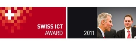 Swiss ICT Award 2011: 11 finalistes dont trois Romands | Alp ICT - Cluster hi-tech des entreprises et instituts suisse romands | All Things Paper.li | Scoop.it