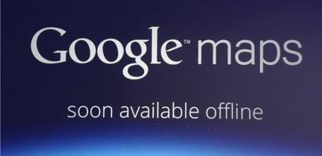 Presentado el nuevo Google Maps | Cajón de sastre Web 2.0 | Scoop.it