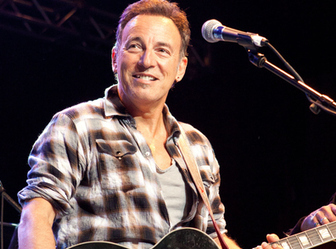 Bruce Springsteen : sa fille devient égérie Gucci - Closer   Bruce Springsteen   Scoop.it