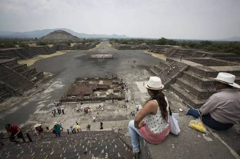Las autopistas azules de Teotihuacán | INTELIGENCIA GLOBAL | Scoop.it