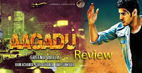 Mahesh Aagadu Review   Actress   Scoop.it