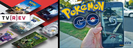 Social Data Analysis: Who's Playing Pokémon Go - TV[R]EV | screen seriality | Scoop.it