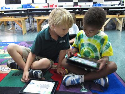Turned on to Tech: iPads in Kindergarten ... Finally! | Kindergarten | Scoop.it