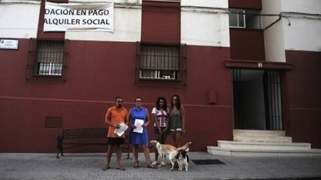 Poor families beat eviction in Spain against all odds | The Raw Story | LEGAL CENTRE | Scoop.it
