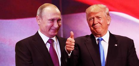 Is Trump a Russian Stooge? | Veille | Scoop.it