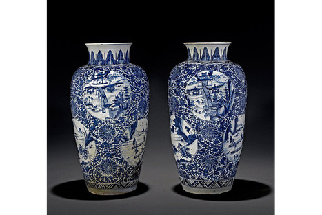 Fine Kangxi porcelain and imperial jades lead rich offerings at Bonhams San Francisco in June | Art Daily | Kiosque du monde : Asie | Scoop.it