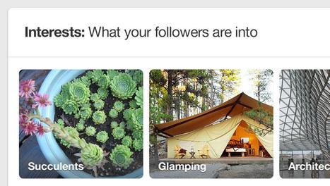 Pinterest Analytics | Marketing | Scoop.it