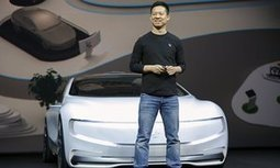 Battle of the electric car startups: will Faraday Future merge with Atieva? | Electric Vehicles | Scoop.it