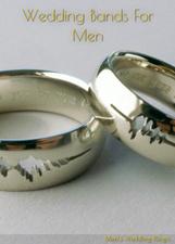 Wedding Bands For Men: Men's Wedding Rings   Home & Hobbies   Scoop.it