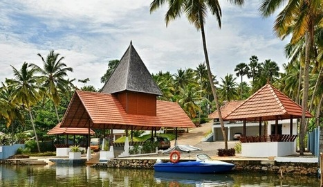 Escape to the picturesque Poovar Island Resort | Hotels & Travels | Scoop.it