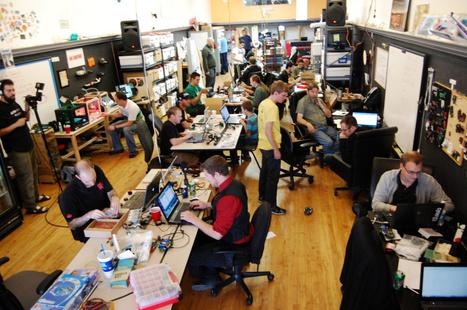 HackPHX's Arduino Hackathon Recapped   Raspberry Pi   Scoop.it