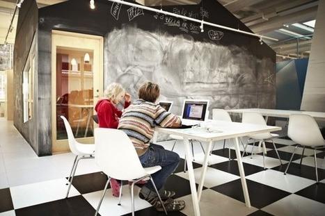 Una escuela sueca elimina las aulas.- | Asesoría TIC y aprendizaje competencial | Scoop.it