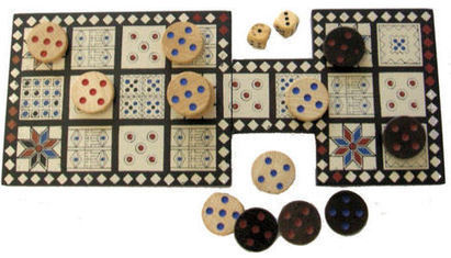 Sumerian Game - Royal Game of Ur | Ancient Cultures | Scoop.it
