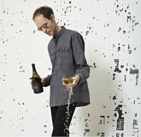 Dom Perignon fait appel à l'artiste allemand Michael Riedel pour habiller deux millésimes de Dom Perignon | Gastronomie Française 2.0 | Scoop.it