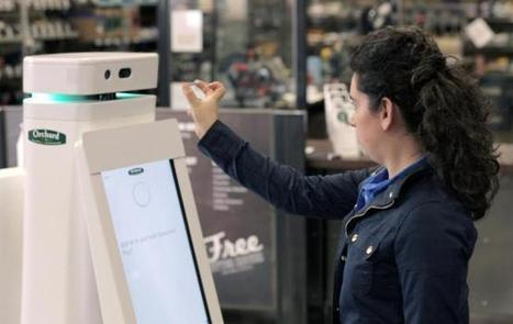 Now in aisle 3 at Lowe's: robots | Robots and Robotics | Scoop.it