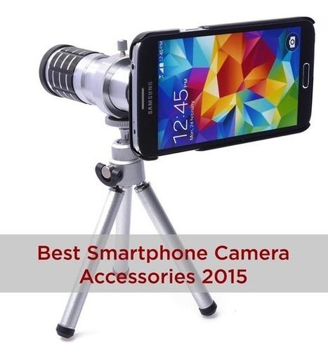 Best Smartphone Camera Accessories 2015   Photography Tips & Tutorials   Scoop.it