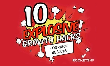 #Growth Hacking : 10 Explosive & Actionable Growth Hack Tactics by @solomogrowth | Técnicas de Growth Hacking: | Scoop.it