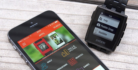 How Mobile Apps Can Use Pebble? | Mobile Development & Design (iOS & Android) | Scoop.it