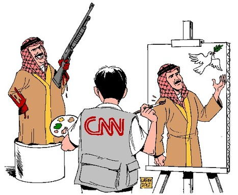 #Cartoon – @CNN whitewashing #Bahrain dictatorship | Human Rights and the Will to be free | Scoop.it