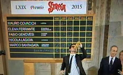 Nicola Lagioia vince il premio Strega con La ferocia : minima&moralia | NOTIZIE DAL MONDO DELLA TRADUZIONE | Scoop.it