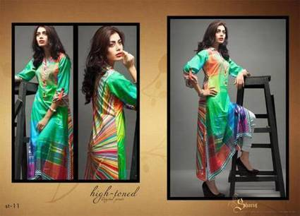 Digital Print Shirts Collection 2015 by Shariq Textiles | New Clothing Point | arshad | Scoop.it