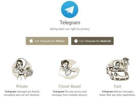 Telegram para Android ahora en español | Androidiando | Scoop.it