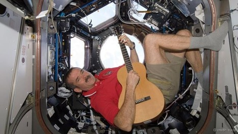 Why I love the world: astronaut Chris Hadfield   Gavagai   Scoop.it