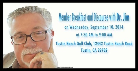 Enjoy Member Breakfast Event & Discourse with Jim Turrell | Local Search Marketing | Scoop.it