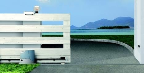 Choisir la motorisation portail coulissant Nice Robuskit 400 - Habitat Automatisme | Motorisation portail | Scoop.it