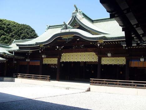 Le Sanctuaire Meiji : quand la spiritualité honore le modernisme   Voyager au japon   Scoop.it