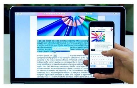 Pasteasy, para copiar y pegar texto o imágenes entre varios dispositivos | Articles | Scoop.it
