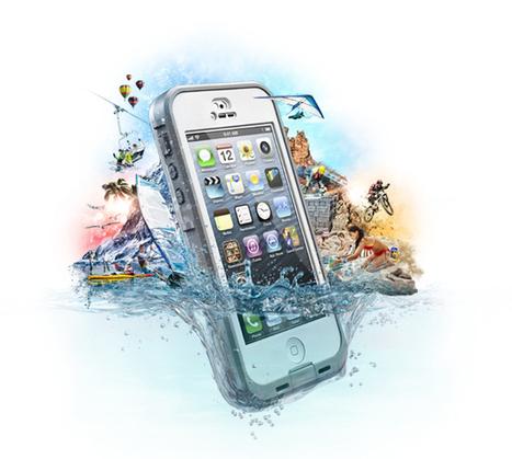 iPhone 5 Nuud Overview | LifeProof | Shop IT | Scoop.it