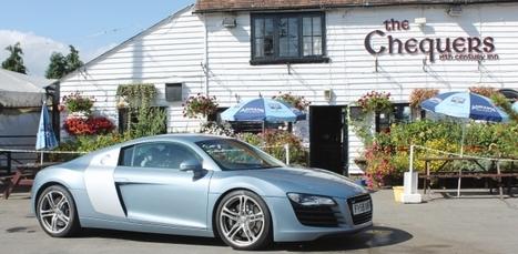 Audi R8 is magnificent - The Province | Actualité Audi | Scoop.it