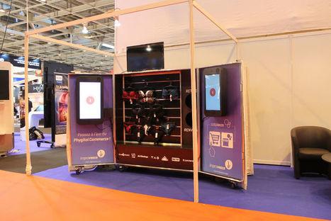 Improveeze présente ses solutions dans une boutique mobile phygitale | Actualité Digitale e-commerce - e-businnes. Sites Internet Toulouse et Gers. | Scoop.it