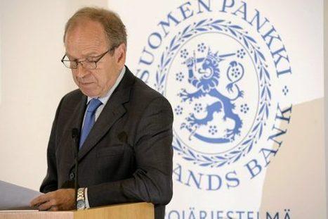 Liikanen: Julkisen talouden velkaantuminen on pysäytettävä | Taloustieto | Scoop.it